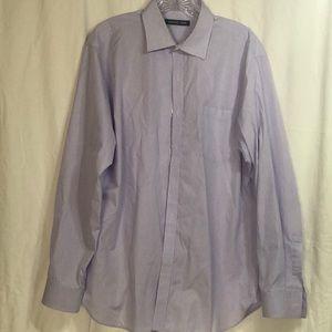 Michael Kors Men's Long-Sleeved Button-Down Shirt